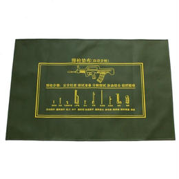 中国人民解放軍 95式自動歩銃用メンテナンステーブルシート