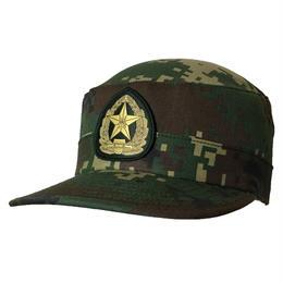 中国人民解放軍 07式 火箭軍(元 第二砲兵)迷彩 帽子
