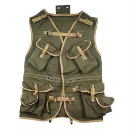 "【WW2米軍】陸軍 突撃ベスト1940's US-ARMY / "" D-DAY "" INVASION VEST 複製品"