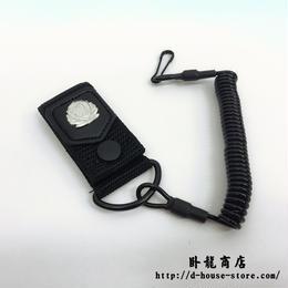 中国人民公安警察 拳銃用 ピストルランヤード