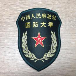 【国防大学】中国人民解放軍 15式 部隊章
