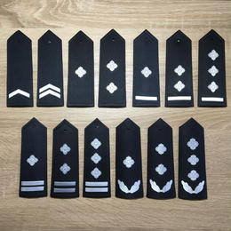 中国人民公安警察 99式 夏制服用肩章