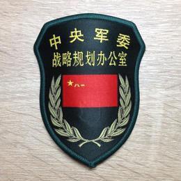 中国人民解放軍15式 部隊章 中央軍委 戦略計画弁公室