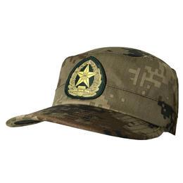 PLA 07式 荒漠迷彩 帽子