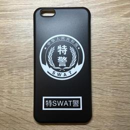 中国人民公安警察 特警グッズ iphone6plusケース