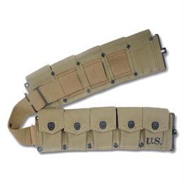 【WW2】米軍 ガーランド10連マガジンポーチ 複製品