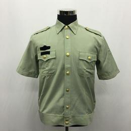 中国人民武装警察 16式武警軍官用夏制服 半袖シャツ単品