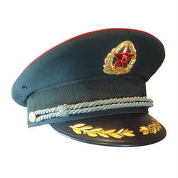 中国人民解放軍07式制帽 陸軍軍官(帽章付き)