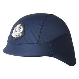 中国人民公安警察 ヘルメットカバー プラスチック製帽章