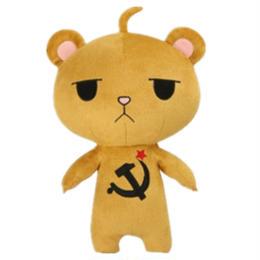 「那年那兔那些事儿」ソ連 熊 毛熊 ぬいぐるみ