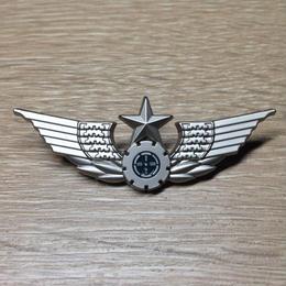 中国人民解放軍2015式陸軍金属胸章パッチ