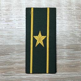 【少校】武装警察特戦&特種兵用 片腕ベルクロ階級章