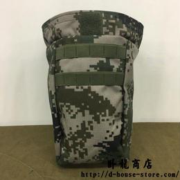 タクティカルダンプポーチ 林地迷彩 中国人民解放軍 陸軍