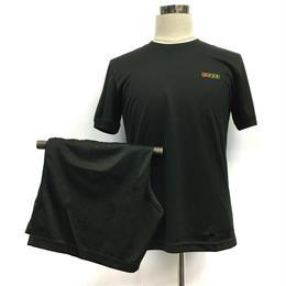 【16式(2018年)】中国人民武装警察 武警 インナーシャツ 訓練服  Tシャツ 短パン 上下セット