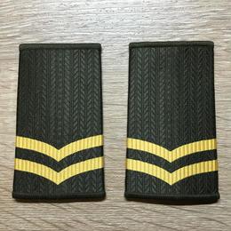 【コレクター商品】中国人民解放軍99式 陸軍 筒式肩章 上等兵