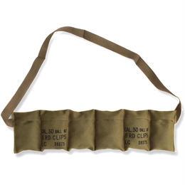 【WW2米軍】六連工具収納ポーチ 複製品