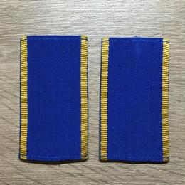 【コレクター商品】中国人民解放軍87式 空軍 学員 筒式肩章