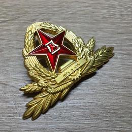 中国人民解放軍07式 儀仗隊制帽用 金属帽章