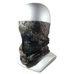 中国人民解放軍07式迷彩フェイスマスク