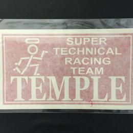 SUPER TECHNICAL カッティングスクエアステッカー