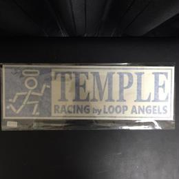 TEMPLE RACING LOOP ANGELS 切り抜きステッカー スーパーBIGサイズ