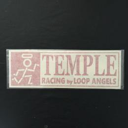 LOOP ANGELS カッティングロゴステッカー 30サイズ