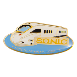 885系ソニックピンズ(車両型)【TE008】