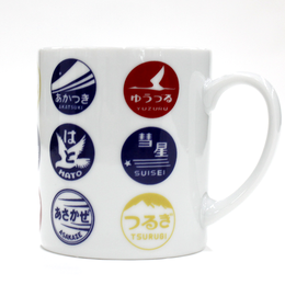 マグカップ ヘッドマーク【TL024】