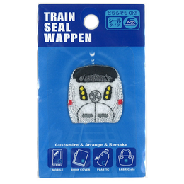 トレインシールワッペン 800系新幹線【TL013】