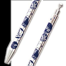 メタリックシャープペン ヘッドマーク【TL030】