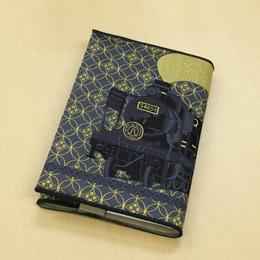SL人吉博多織ブックカバー<博多織ブックカバー>【TA021】