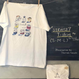 STRAITS7 T-shirt