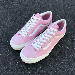 VANS   STYLE 36 (Suede) Coral/Marshmallow