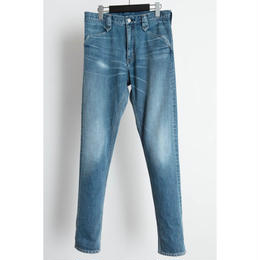 Western Denim Pants. -Used Washed-