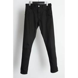 Western Denim Pants. -Washed-