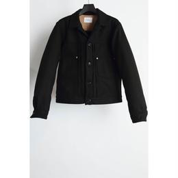 Western Work Jacket. -Melton Wool-
