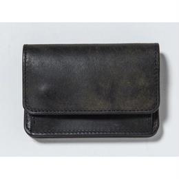 COIN & CARD CASE (NAVY)