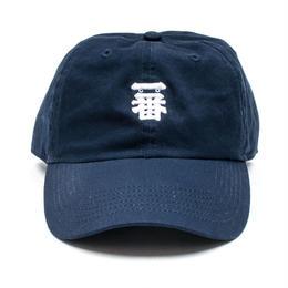 """一番BASEBALL CAP """"NAVY"""""""