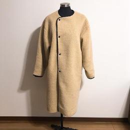 ボアロングジャケット