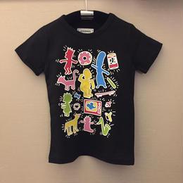 キース風シンプソンTシャツ☆kids