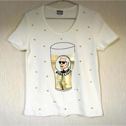 ラガーフェルドladiesTシャツ
