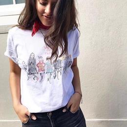 デザイナーズTシャツ☆ladies