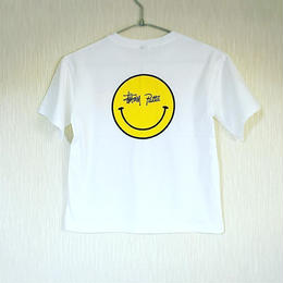 スマイルkidsTシャツ☆ホワイト
