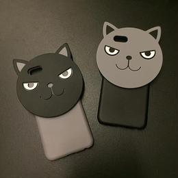 ねこちゃん iPhone6.6sケース
