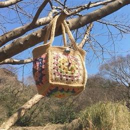 Granny square bag by kamie