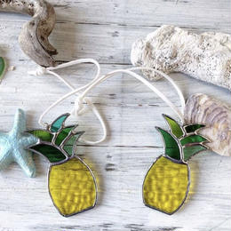 pineapple  ornament by ourshouse