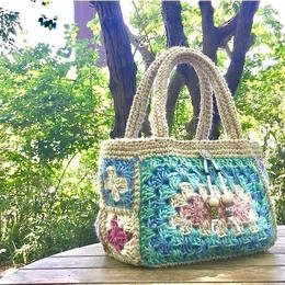 Rectangle tote by kamie
