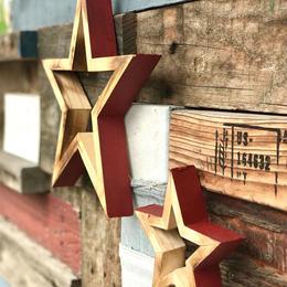 wood star‼️