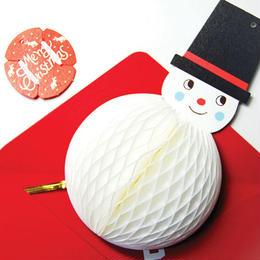 クリスマスカード_SNOW MAN(YX-26)