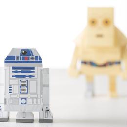 【ペーパートイ】STARWARS  - C-3PO(13センチ)